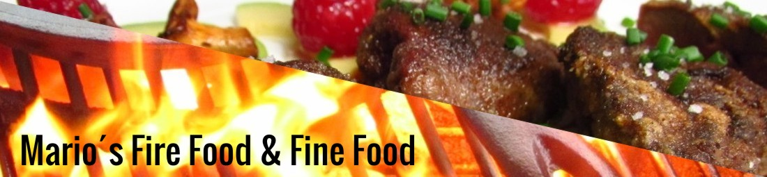 Mario´s Fire Food & Fine Food