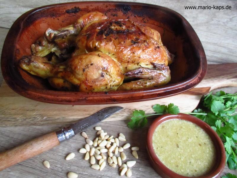 Kochen Nach Historischen Kochbüchern Pullus Vardanus Nach Marcus