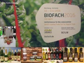 Biofach -Collage aus dem Beitrag