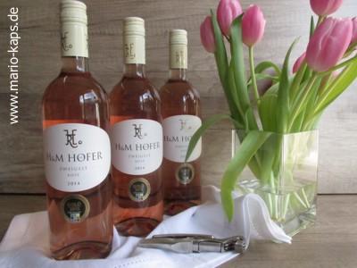 Köstlicher Wein von H&M Hofer