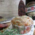 Herzhafte Chorizo-Manchego-Muffins mit San Miguel-Bier (Beitragsbild)