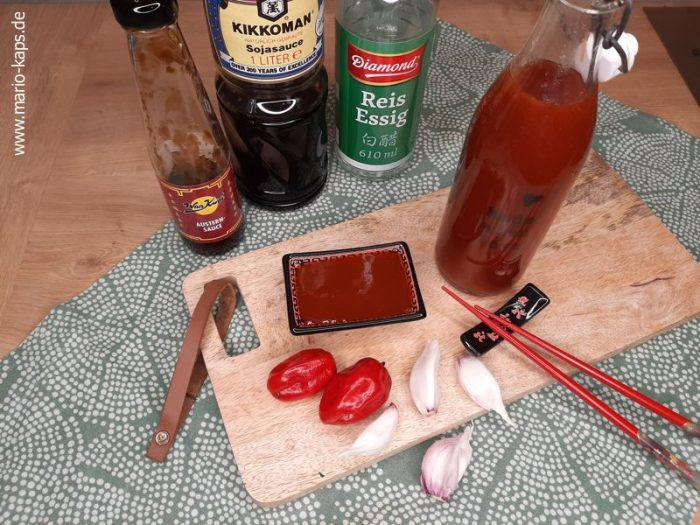 Sweet Chili Sauce - Beitragsbild